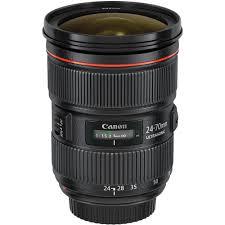 Canon 24-70mm 2.8 iiL