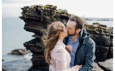 Eden Photography Dunmore East Engagement Session Story – Jennie and Cian