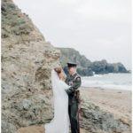 Stylish Winter Waterford Castle Wedding