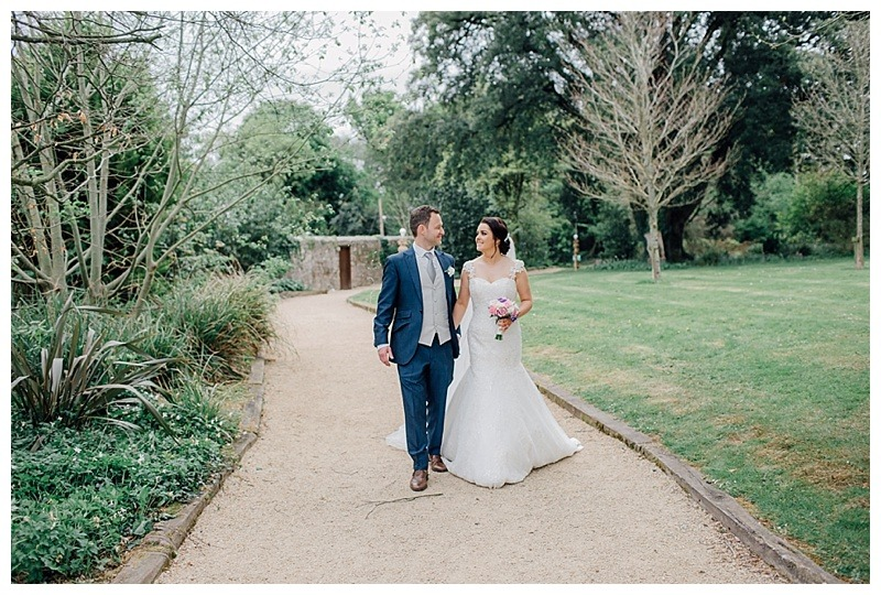 Family Wedding at Lyrath Estate Kilkenny: Anita and Jamie