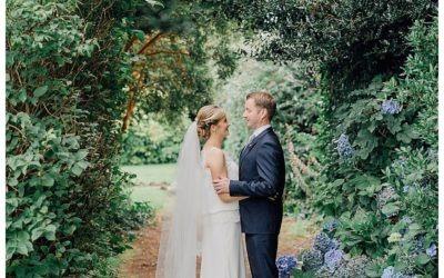 Sentimental Dunmore House Hotel Wedding