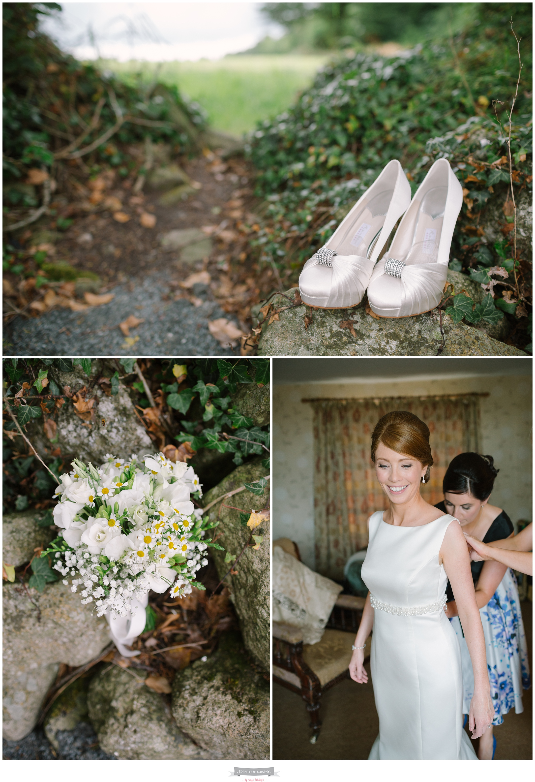 dunbrody house natural wedding photographer