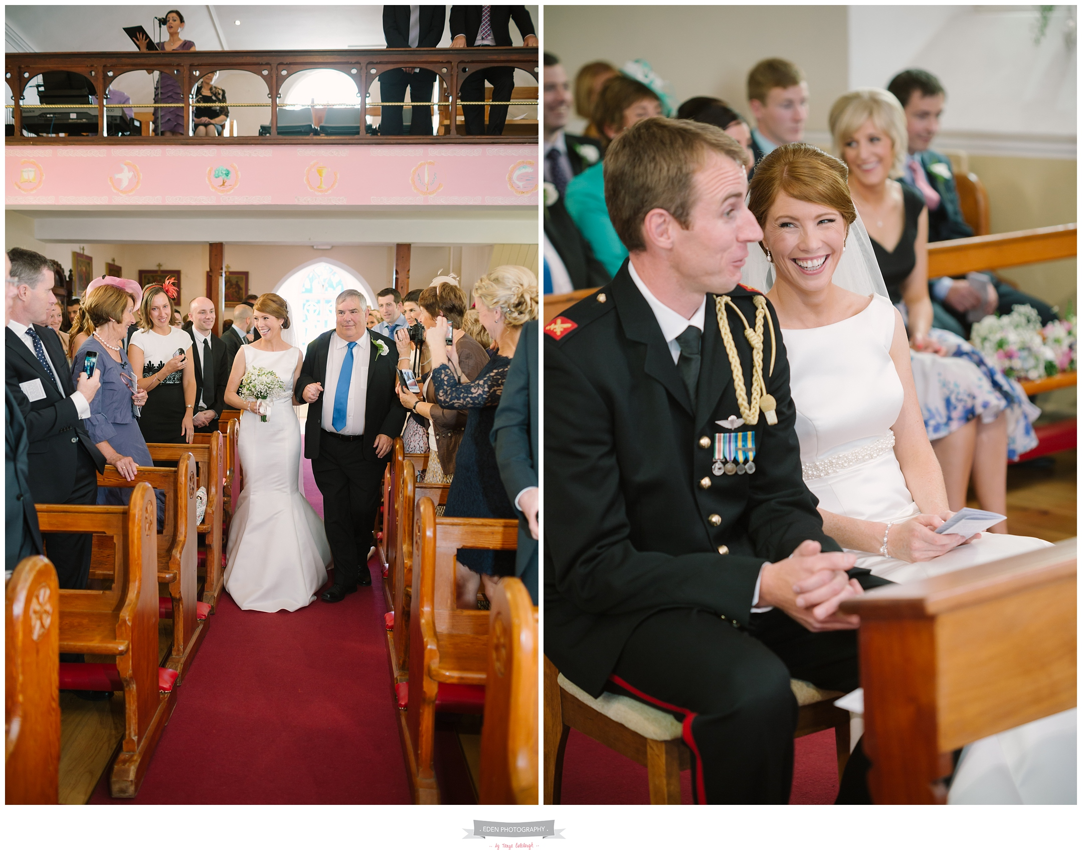 wedding photographer dunbrody house wexford