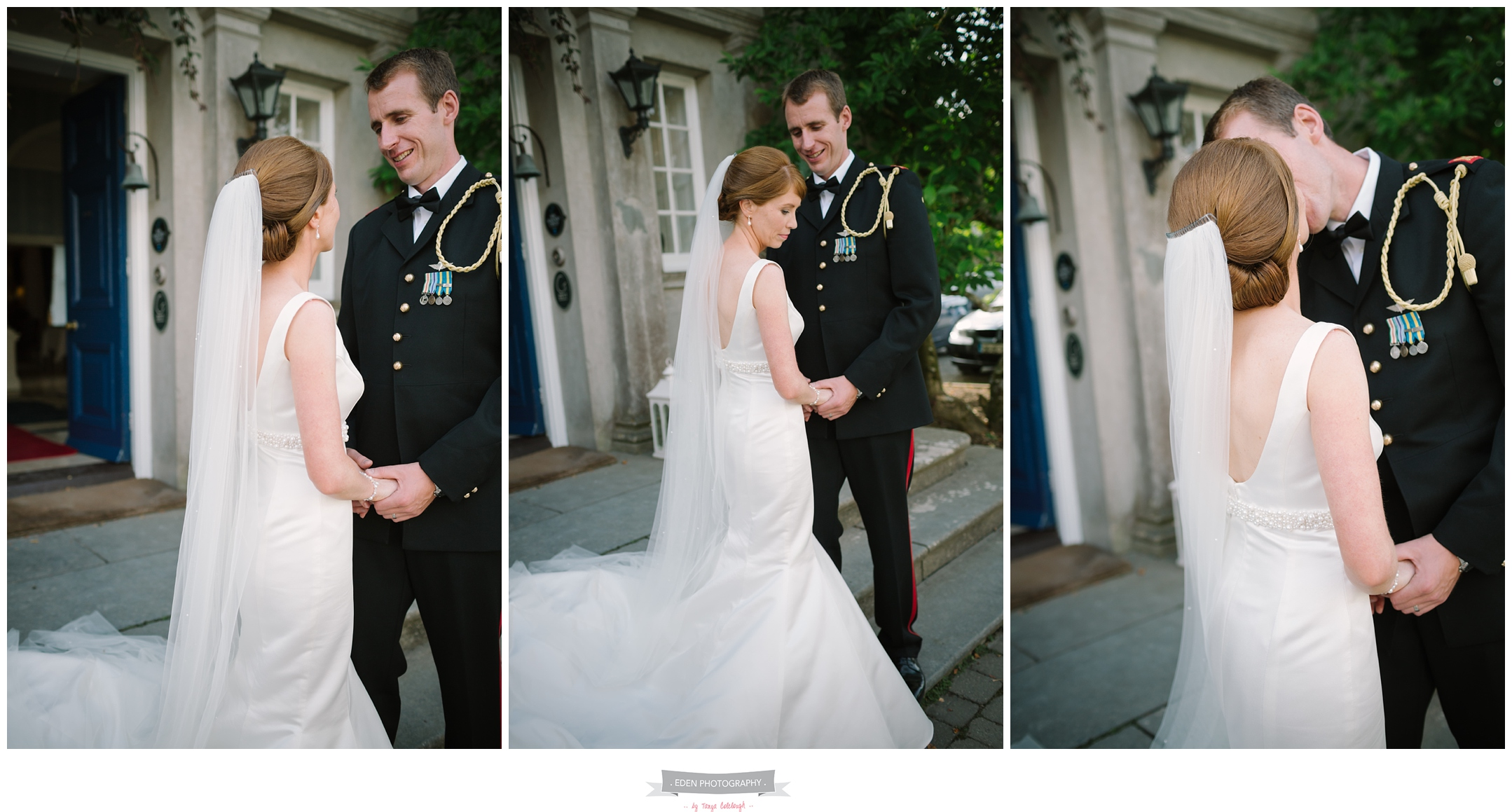 natural wedding photographer wexford