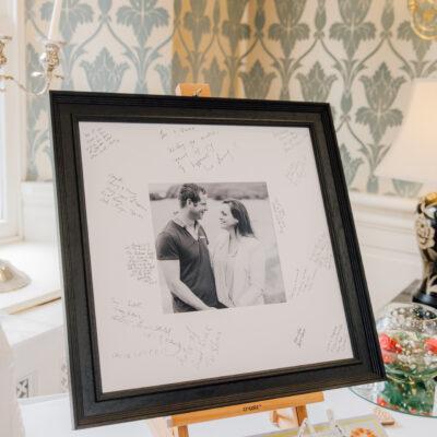 signing-frame-wedding-ireland