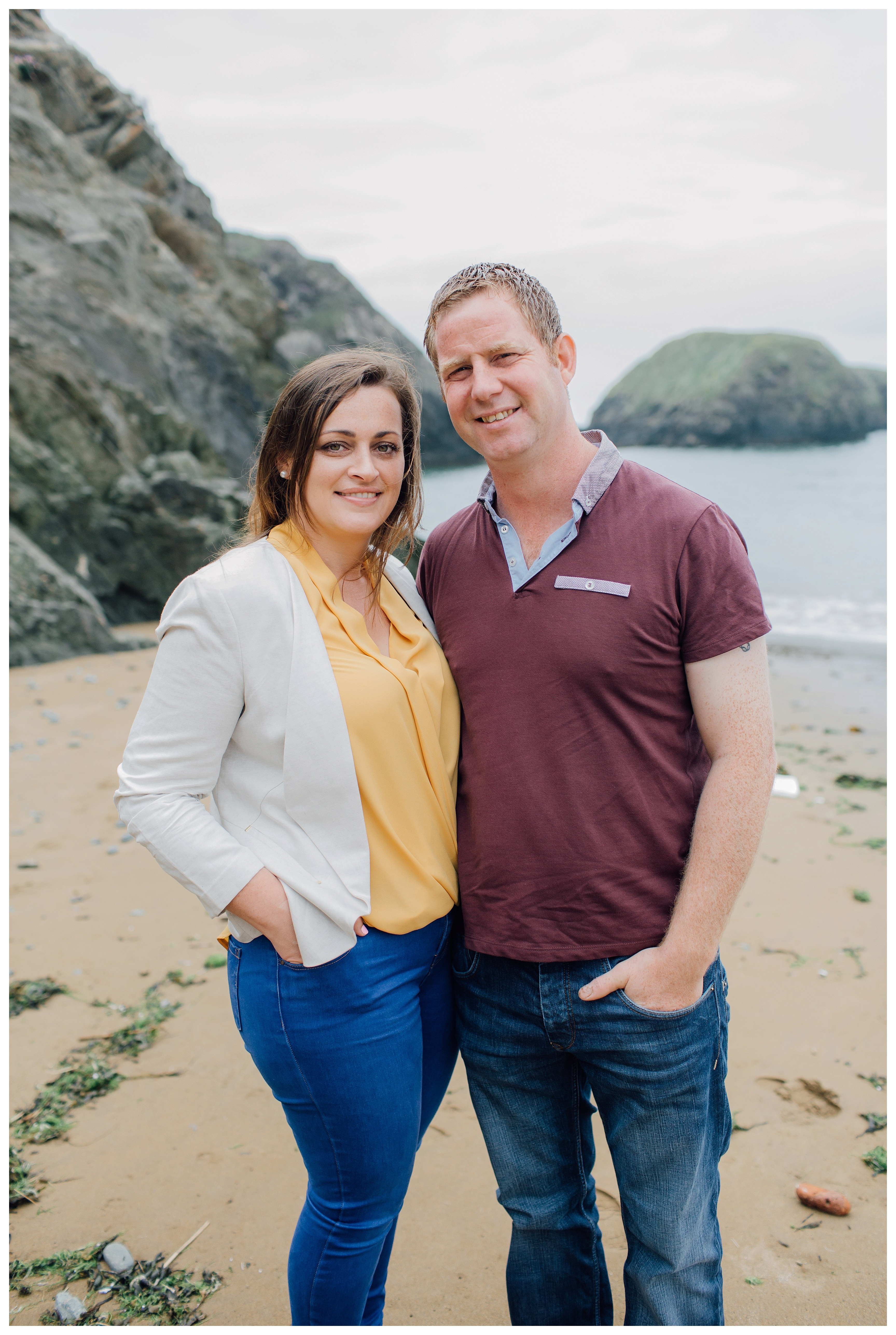 beach-engagement-session-waterford-morning-kilkenny-photographer