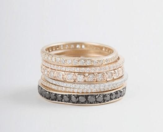stacking-wedding-rings-ideas