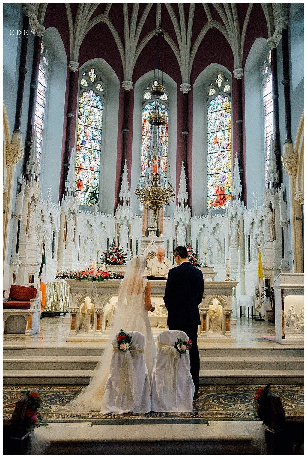 church-wedding-castle-durrow-wedding-photographs