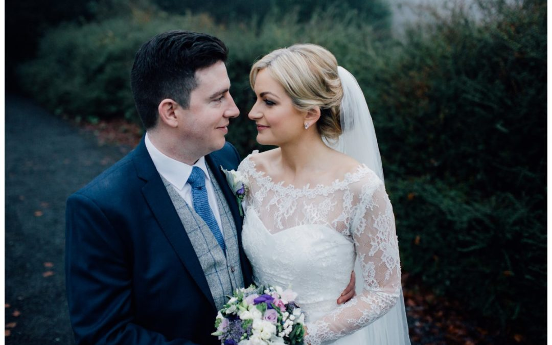Stunning Winter Wedding at Farnham Estate with Tracey and Eamonn