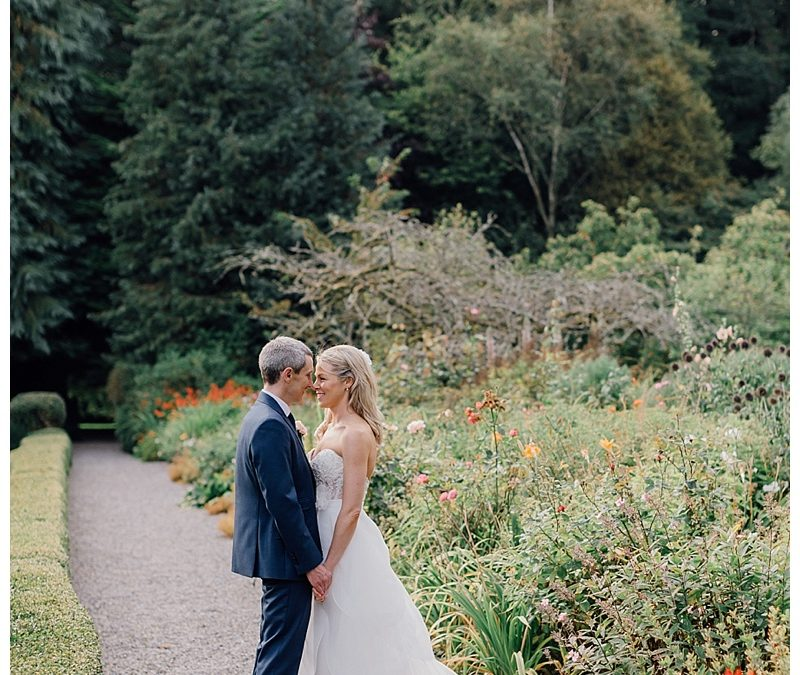 Stunning Rathsallagh House Wedding – Michelle and Alan