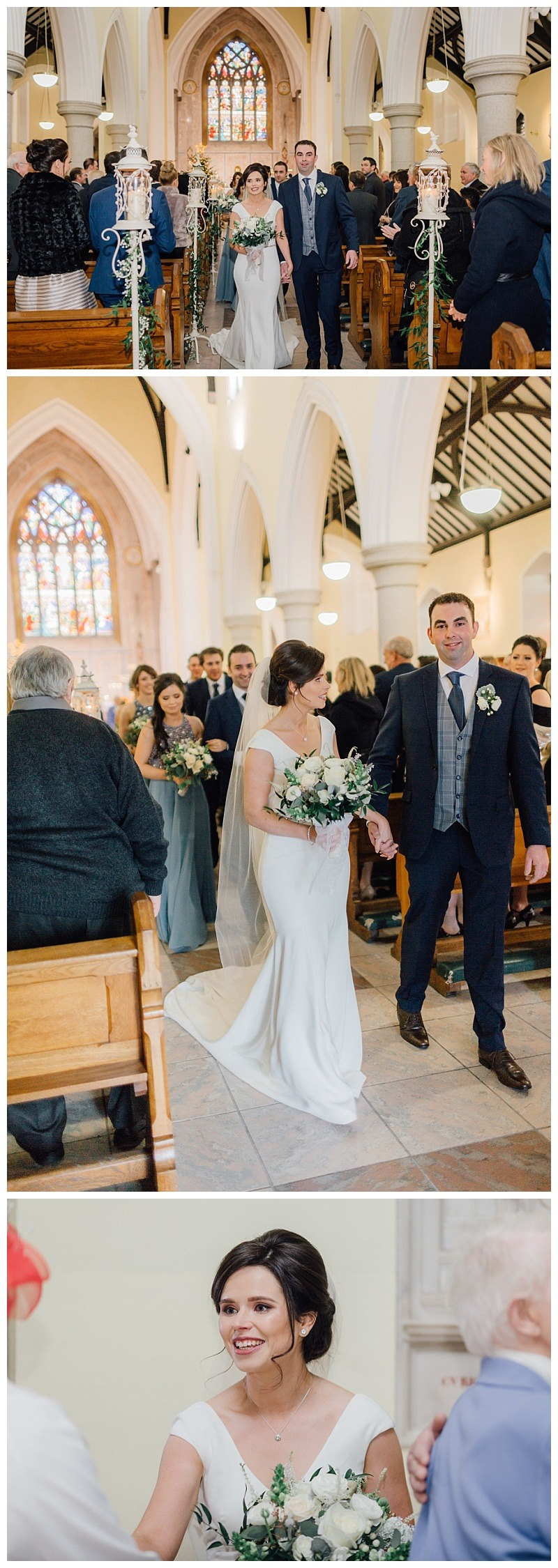 Let the Light in - Eimear and Niall at Glasson House Hotel