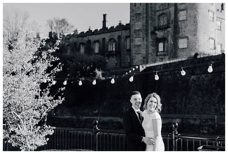City Wedding at Kilkenny's Rivercourt Hotel with Gemma and Alan