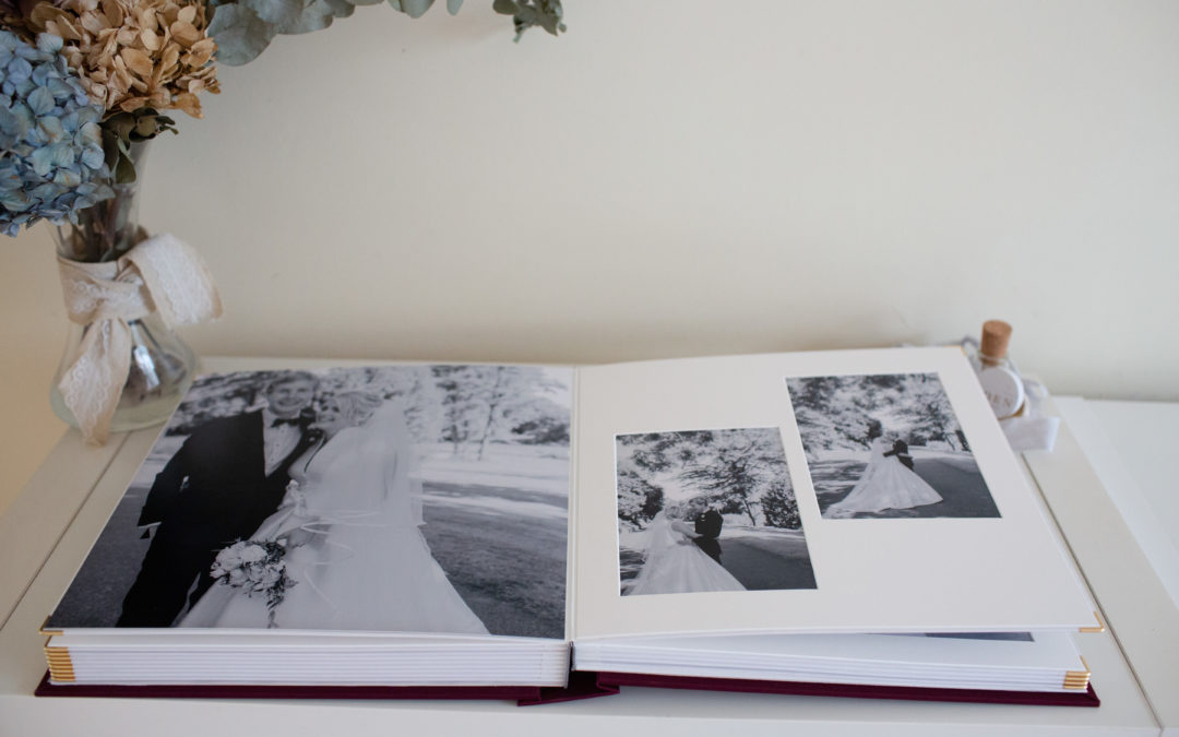 The Importance of a Wedding Album.