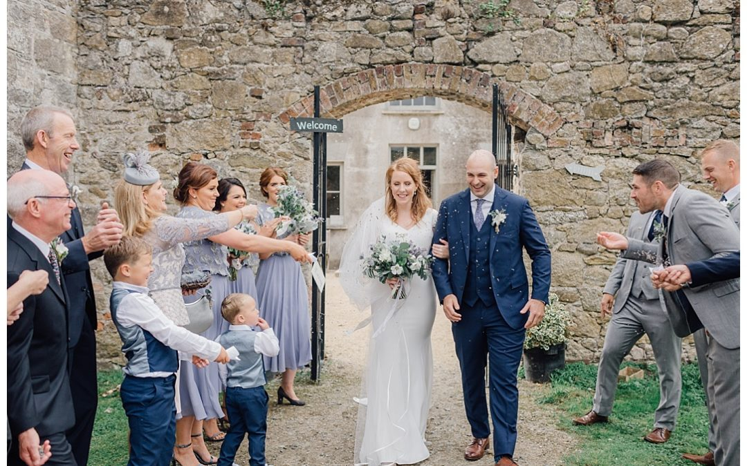 A Romantic Countryside Wedding at Borris House – Ciara and Todd