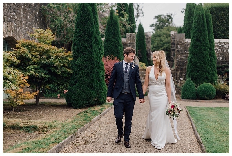 Timeless Glamour at Lough Rynn Castle – Michelle and Matt