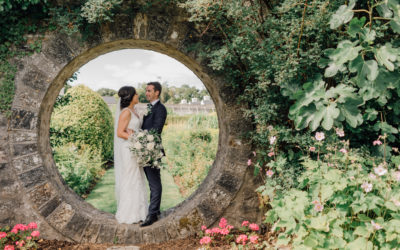Black Tie Romance at Mount Juliet – Anita and David