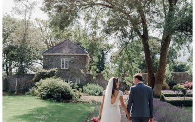 Ashley Park Lodge Wedding – Intimate Summer Wedding
