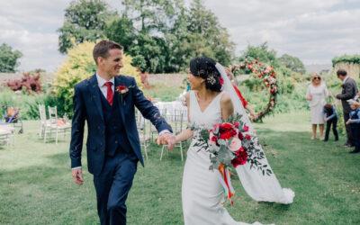 Jean and Donal – Intimate Mount Juliet Outdoor Wedding