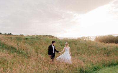 A Black Tie Summer Wedding at Castlemartyr Resort – Robyn and Brian