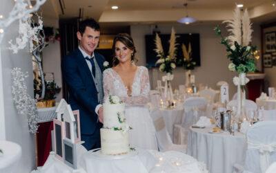 Eileen and John Henry – Stylish Tipperary Winter Wedding