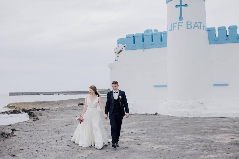 Mount Falcon Summer Destination Wedding – Brittany and Stephen
